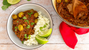 Cuban Keto Beef Stew