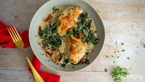Creamy Italian Keto Chicken
