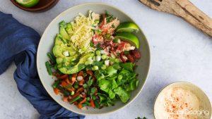 Southwestern Keto Chicken Salad